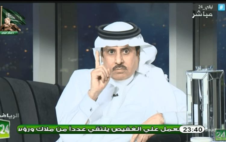 بالفيديو.. أحمد الشمراني: كان من المفترض على ادارة الهلال من اول يوم ان ترفض المشاركة في البطولة العربية