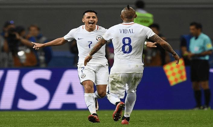 بالفيديو.. تشيلي تقصي البرتغال وتبلغ نهائي البطولة بكأس القارات