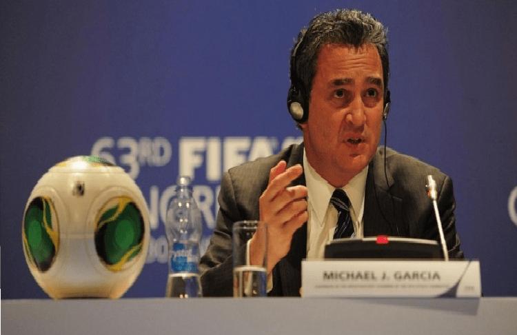 الفيفا يستنكر الانتقادات التي وجهت إليه بشأن نشر تقرير جارسيا