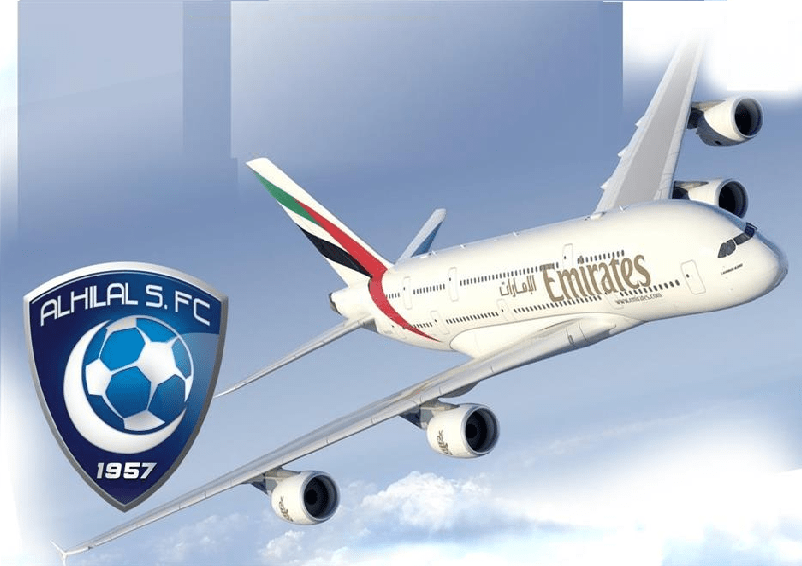 """مسؤول """"طيران الإمارات"""" يكشف حقيقة المفاوضات مع الهلال"""