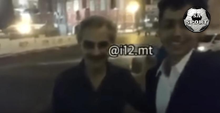 بالفيديو..مشجعين هلاليين يلتقون بالامير الوليد بن طلال : نبي الآسيوية