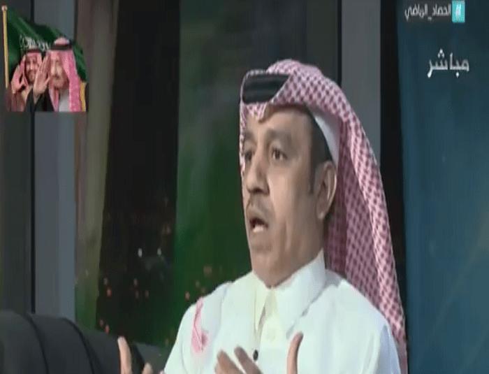 بالفيديو ..محمد الذايدي: النادي الاهلي فاقد لهويته الفنية