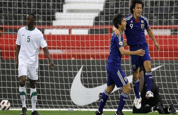 تفوق ياباني كاسح في مباريات الأخضر
