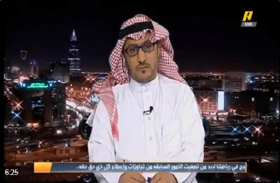 بالفيديو.. محمد الضبعان يرد على الفراج بخصوص موعد إنتهاء قضية عوض خميس!