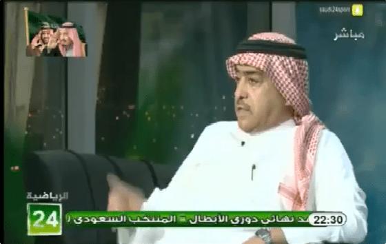 بالفيديو.. فهد الطخيم : الاهلي يستحق الفوز ولكن!