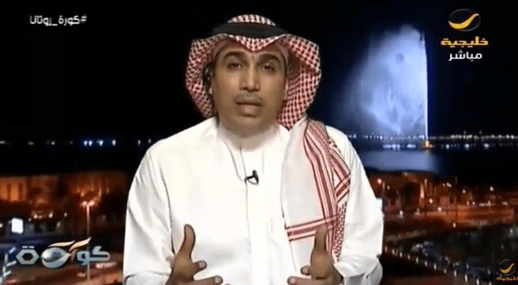 بالفيديو..حاتم خيمي : عبدالله البرقان كان يتستر خلف خلفيته الهلاليه التي كان مبسوط فيها ويغذيها