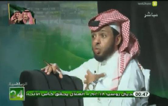 بالفيديو..المريسل يوجه رسالة لجحفلي قبل اوراوا