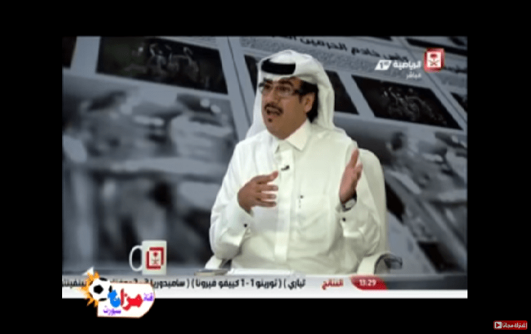 بالفيديو.. صالح الحمادي :هذا اللاعب هو البديل المناسب لادورادو في إياب نهائي آسيا ضد اوراوا !
