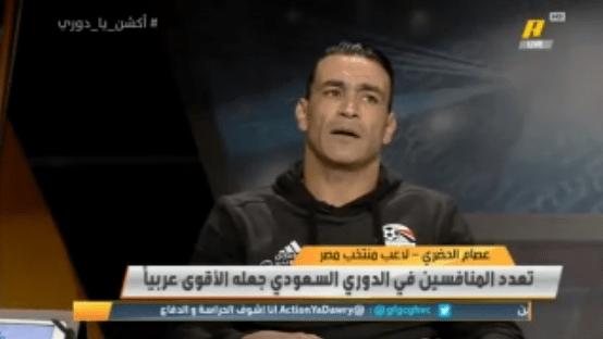 بالفيديو.. عصام الحضري:الهلال يشبه الأهلي المصري في هذه الأمور والاتحاد يشابه الزمالك!