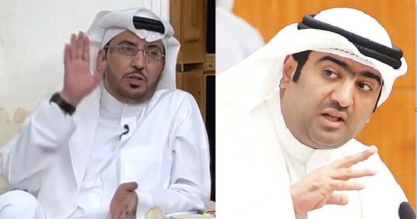 فهد الروقي يسب وزير الرياضة الكويتي: كيف لسفيه مثلك أن يعتلي هرم الشباب والرياضة في الكويت؟