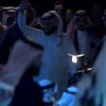 بالفيديو.. لحظة وصول تركي آل الشيخ لحضور حفل تأهل المنتخب للمونديال!