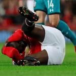 بالصور.. إصابة خطيرة لـ لوكاكو خلال مواجهة يونايتد وساوثهامتون