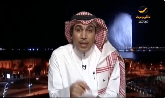 بالفيديو.. حاتم خيمي يوجه رسالة إلى الإعلاميين المحسوبين على الهلال!