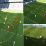 شاهد: كيف ساهم ميسي في هدف دون أن يلمس الكرة؟