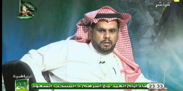 بالفيديو : عبدالكريم الحمد: مواقف هذا النادي مع الأندية السعودية غير جيدة!