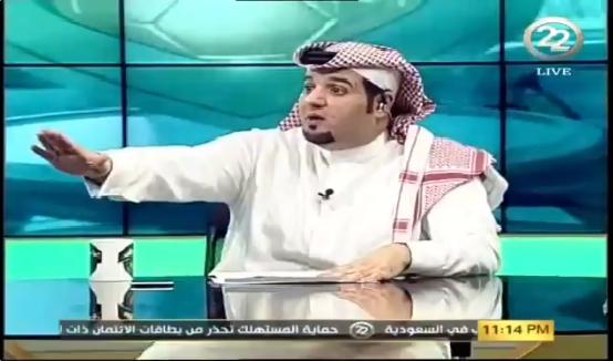 بالفيديو.. نقاش مثير بين الجار الله والهشبول حول بطولات الأهلي !