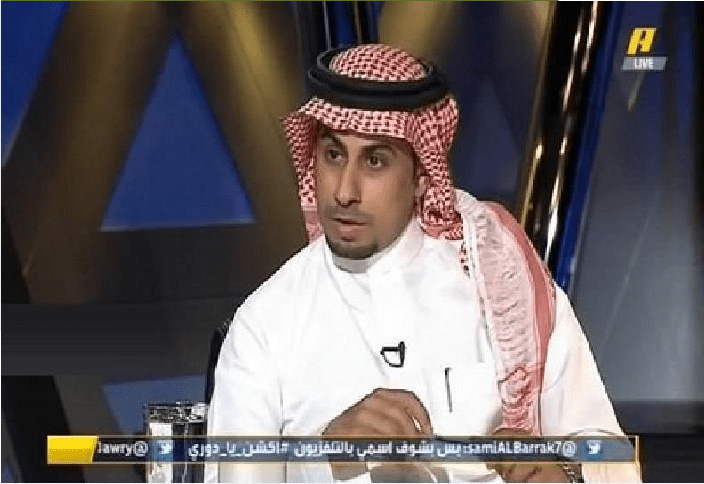 """تغريدة كاتب رياضي عن حارس النصر تشعل تويتر ومغرد يعلق """"منتهي وفاشل"""""""