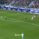 بالفيديو.. برشلونة يعود لسكة الانتصارات في الدوري الإسباني بفوز صعب على إيبار