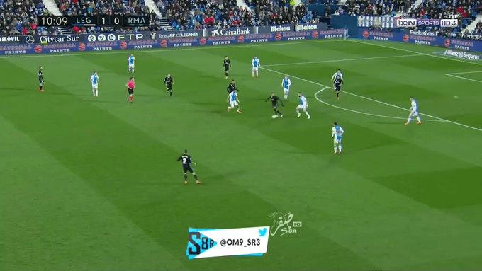بالفيديو.. ريال مدريد يصعد للمركز الثالث في الدوري الإسباني بثلاثية في ليجانيس
