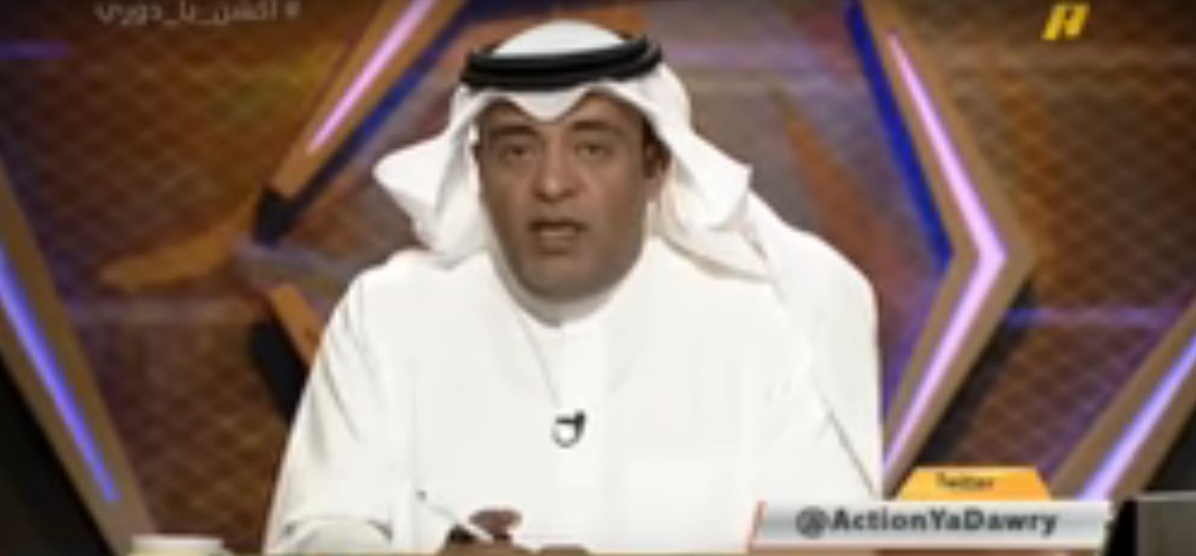شاهد: تعليق غاضب من الفراج بعد مطالبته بعدم عرض هذه اللقاءات..فيديو