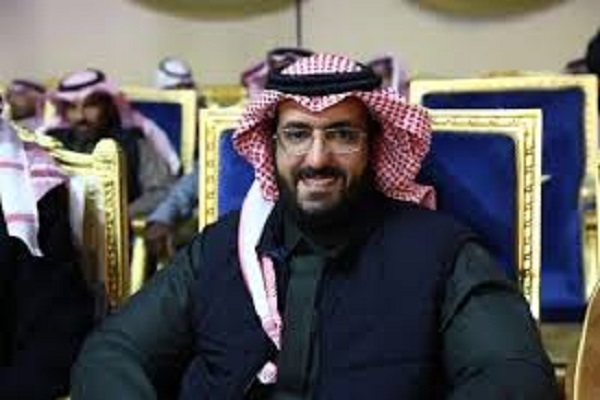 """أول تعليق لـ""""سعود آل سويلم"""" عقب تكليفه برئاسة نادي النصر"""
