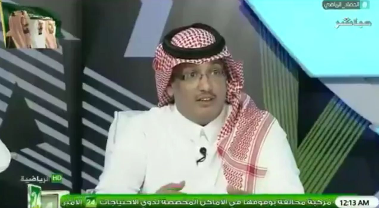 بالفيديو: عبدالله المالكي: أشعر بالسعادة عند خسارة هذه المباريات!