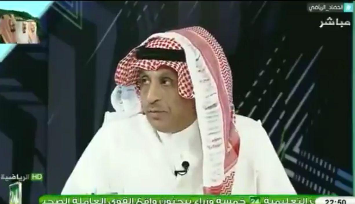 بالفيديو: علي كميخ: لم أكن اتمنى هذه الخسارة أمام العراق!