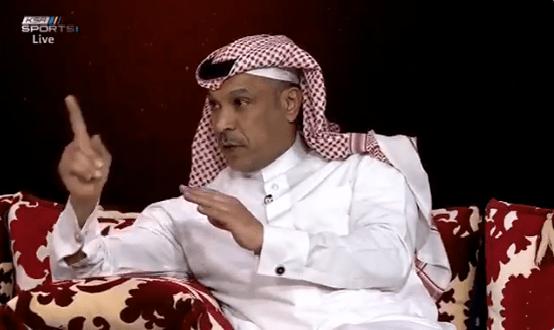 بالفيديو.. صالح الداوود: هذه تفاصيل العشاء الذي أغضب سامي الجابر!