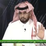 بالفيديو.. عبدالكريم الحمد: هذا اللاعب لم يقدم شيء لنادي الأهلي!