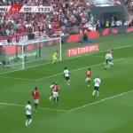 بالفيديو.. يونايتد يتأهل إلى نهائي كأس الاتحاد للمرة الـ20 في تاريخه
