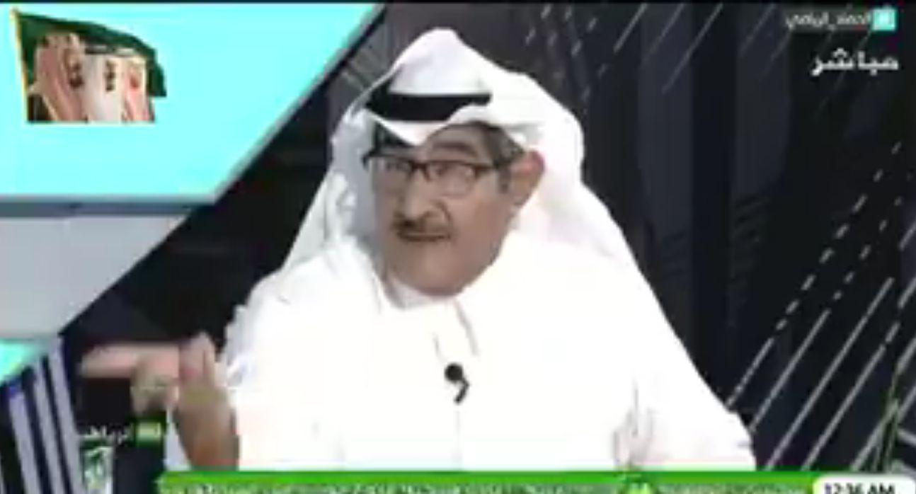 عايد الرشيدي يطرح سؤالا مثيرا حول الرخصة الآسيوية للهلال..ومغرد يعلق: حسبي الله ونعم الوكيل!