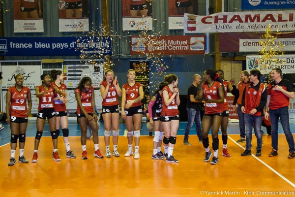 Volley-Ball Club de Chamalières