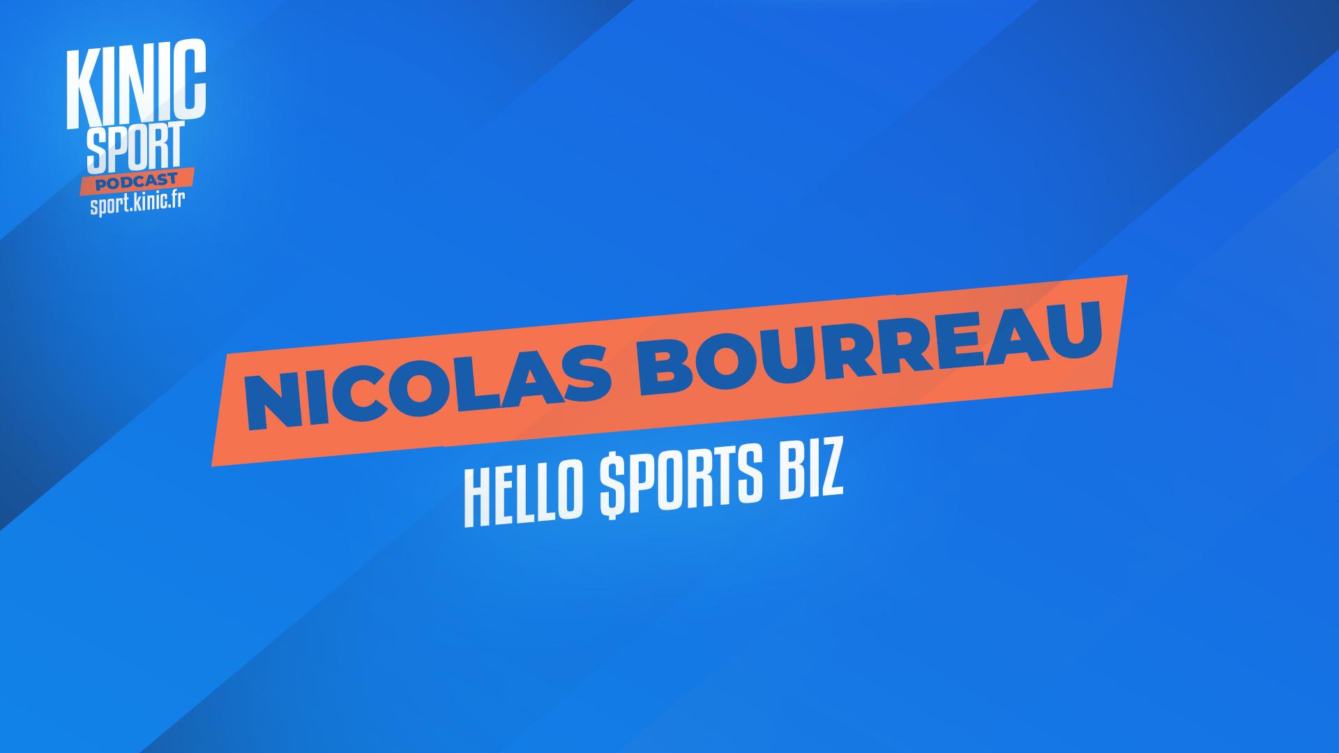 Interview de Nicolas Bourreau