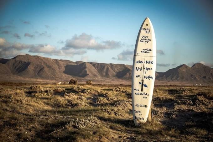 équipement planche de surf