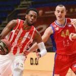 ABA liga: Zvezda ubedljiva protiv Borca (83:63)