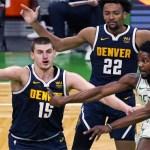 NBA: Nikola Jokić postigao 43 poena u porazu Denvera od Seltiksa (112:99)