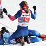 Obersdorf: Istorijski uspeh Srbije u tim sprintu na SP u nordijskom skijanju!