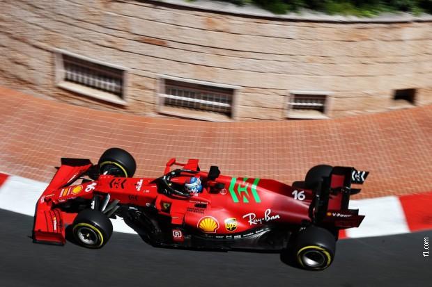 Formula 1: Red Bul favorit u Monte Karlu?