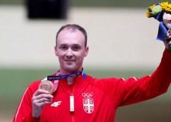 Nova medalja za Srbiju – bronza za Milenka Sebića