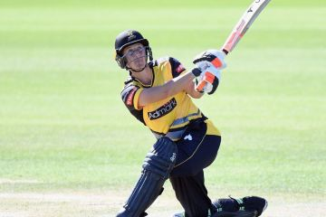 Sophie Devine sets new T20 record with 36-ball century