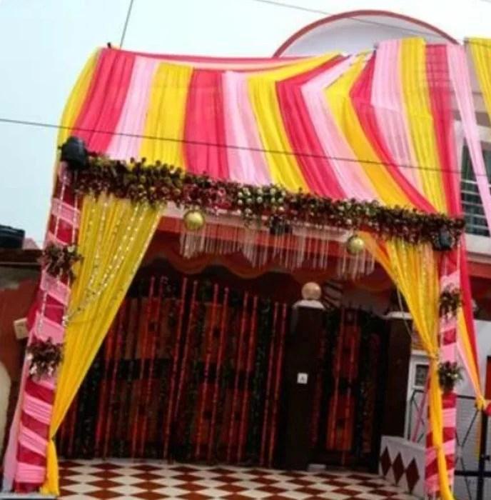 Suresh Raina's home