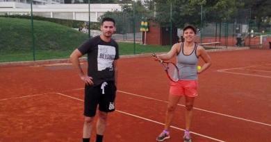 Sve je zanimljivije u teniskoj ligi rekreativaca Grada Zadra