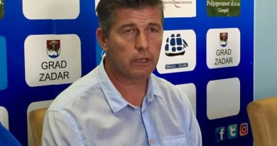NK Zadar i Krešimir Sunara sporazumno raskinuli suradnju