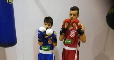 Aresovci, Luka Bukvić i Vice Radonić u sastavu kadetske boksačke reprezentacije