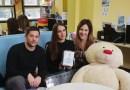 Entuzijasti predali donacije Udruzi za autizam i župi Srca Isusova