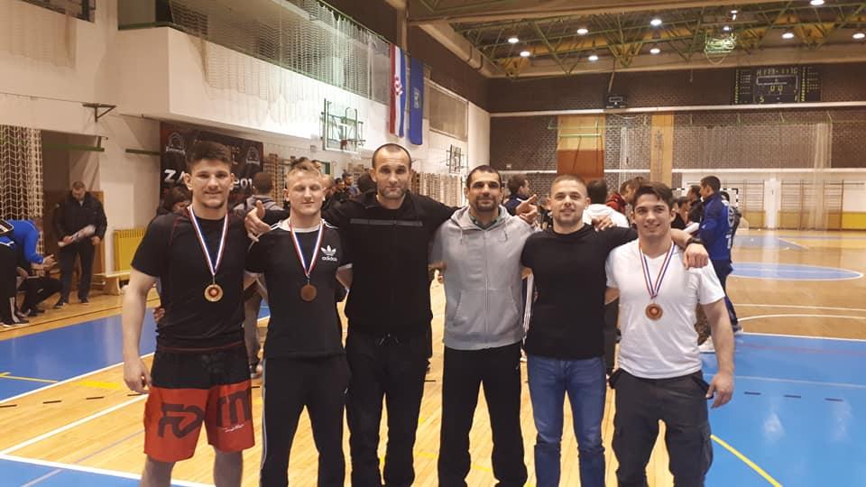 Luka Vuksan prvak Hrvatske u grapplingu
