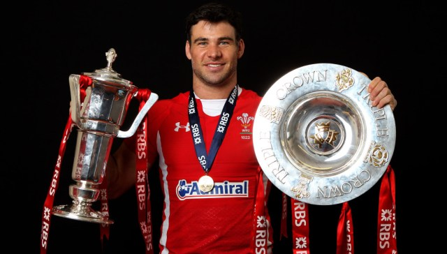 Phillips won two Grand Slams and three Six Nations titles overall with Wales.