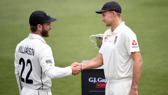 The Kiwis are desperate to get one over England.
