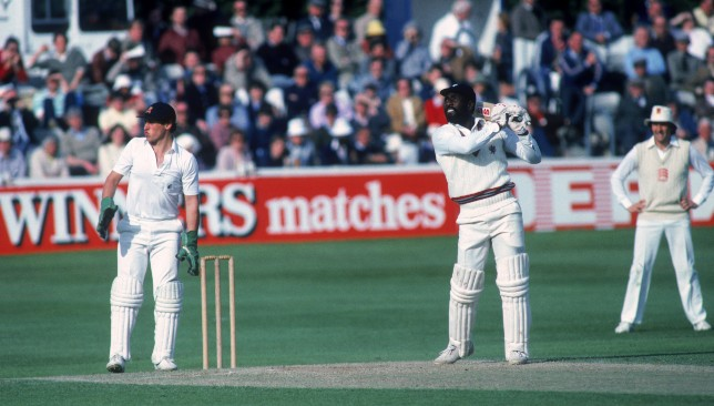 Cricket's greatest innovators: Sir Viv Richards creates a league of his own by 'hitting across the line' - Sport360 News