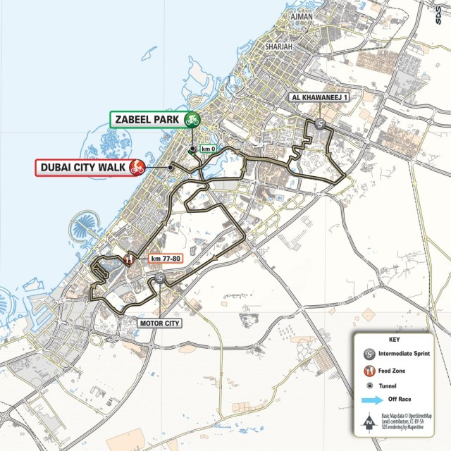 UAE Tour 2020: Stunning scenery and tricky hills, an in-depth look at the Tour's seven stages - Sport360 News